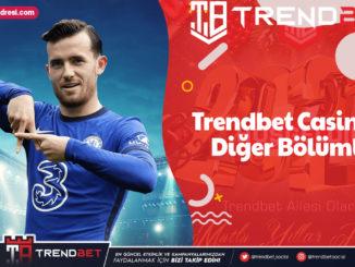 Trendbet Casino ve Diğer Bölümler