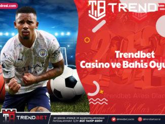 Trendbet Casino ve Bahis Oyunları