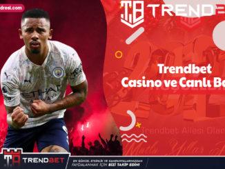 Trendbet Casino ve Canlı Bahis